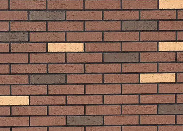 Waterpoof Outdoor Red Brick Paint , Liquid Brick Protection Coating